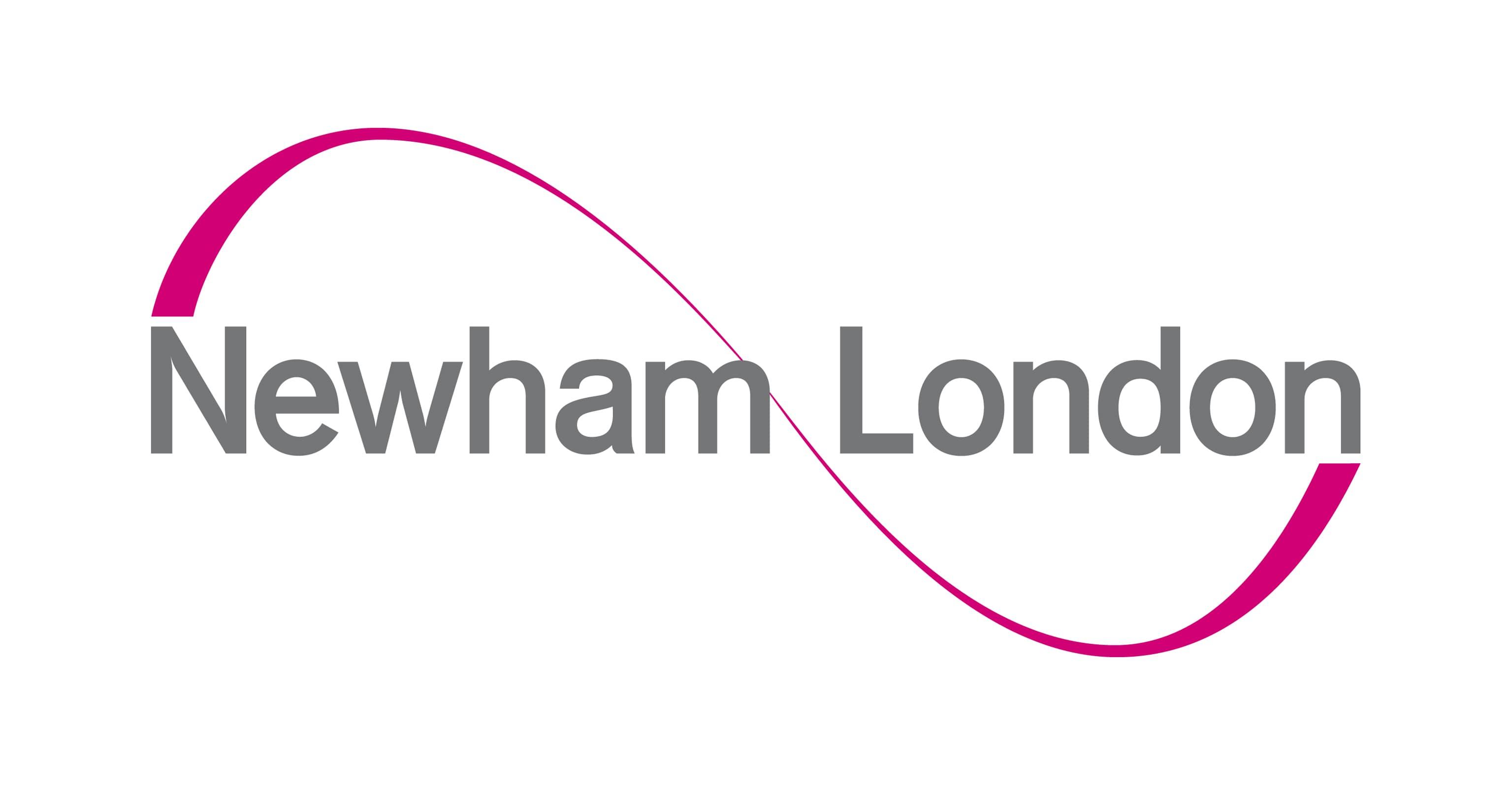london borough of newham logo