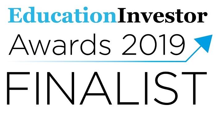 Education Investor Awards 2019 finalist logo